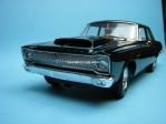 Plymouth Belvedere 1965 storm green metal Highway 61 1:18 Ertl